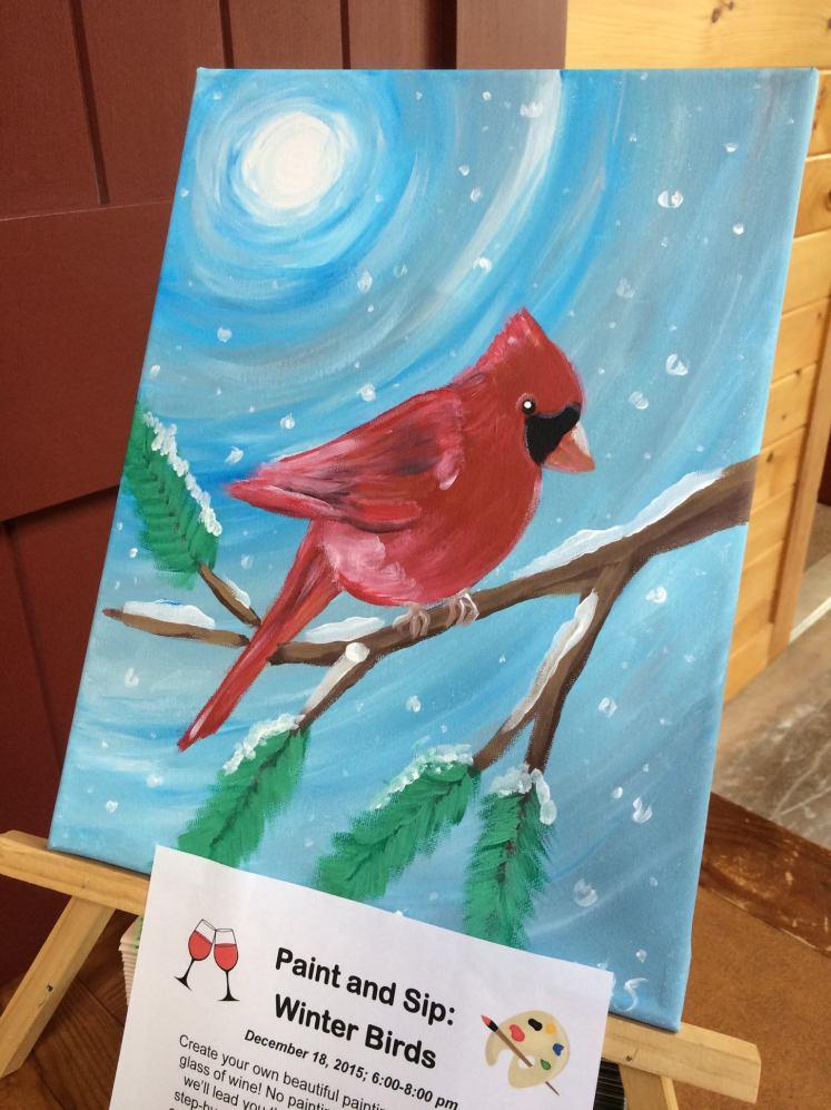 asri cardinal paint